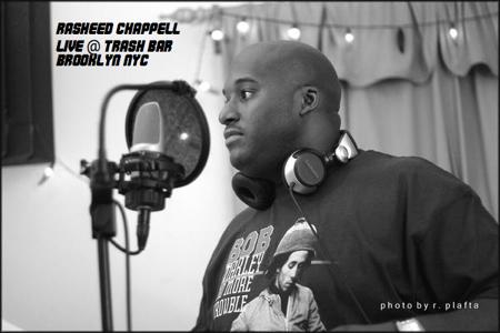 Rasheed Chappell - Dope Muziq / Resurrection