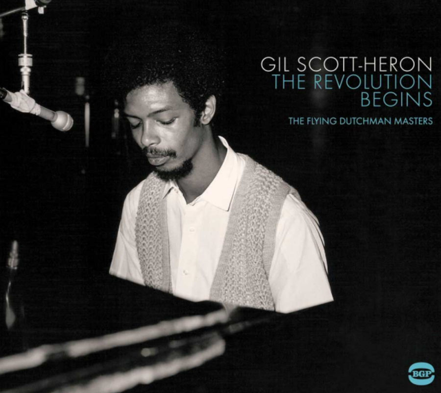 Gil Scott Heron With Pretty Purdie And The Playboys Lady Day And John Coltrane