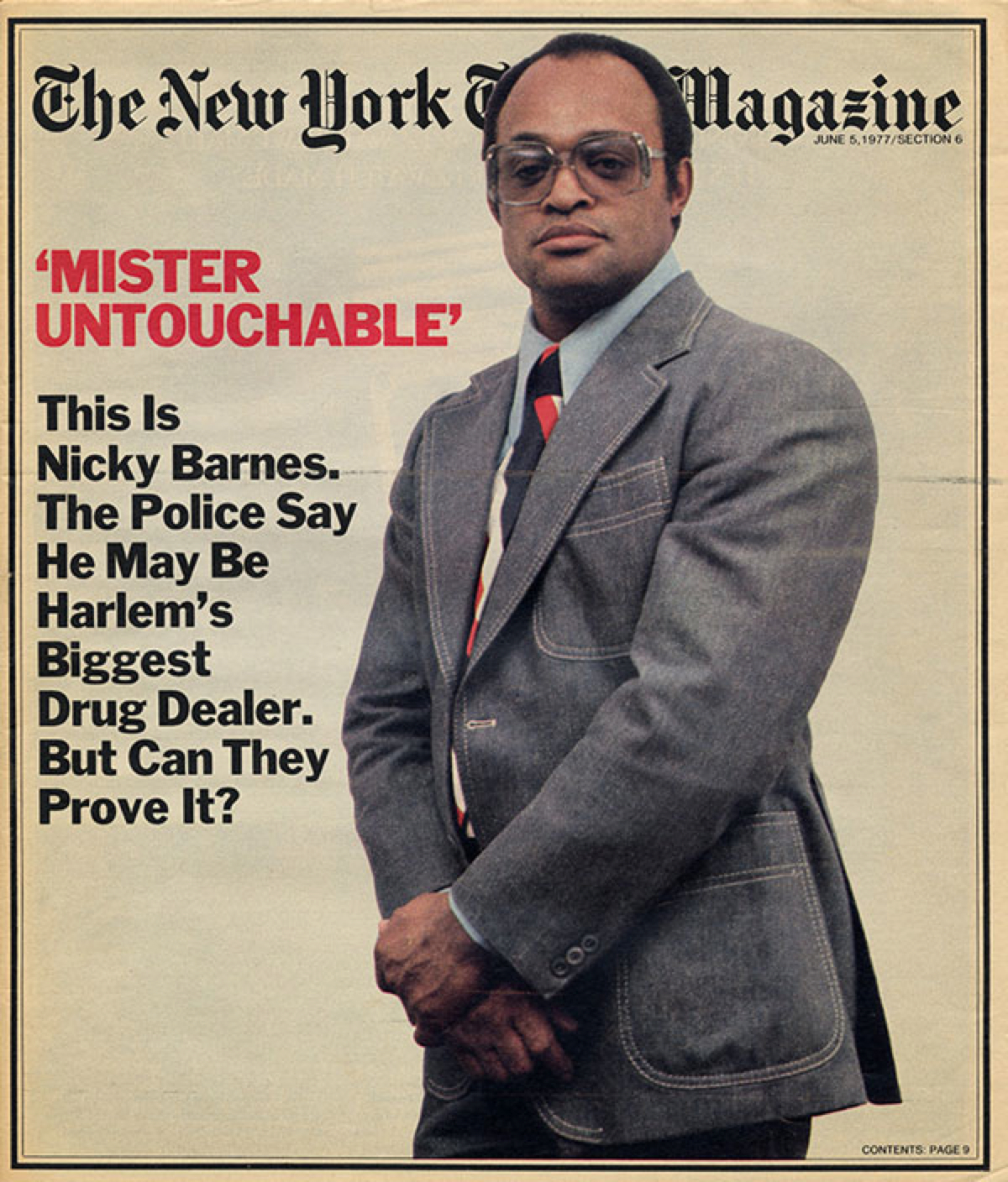 The Gallery For --> Nicky Barnes Frank Lucas