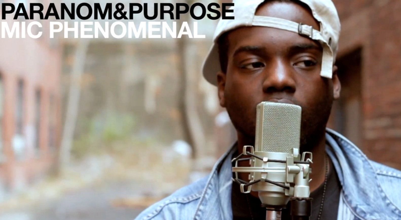paranom purpose microphone phenomenal le clip freshnewsbysteph. Black Bedroom Furniture Sets. Home Design Ideas