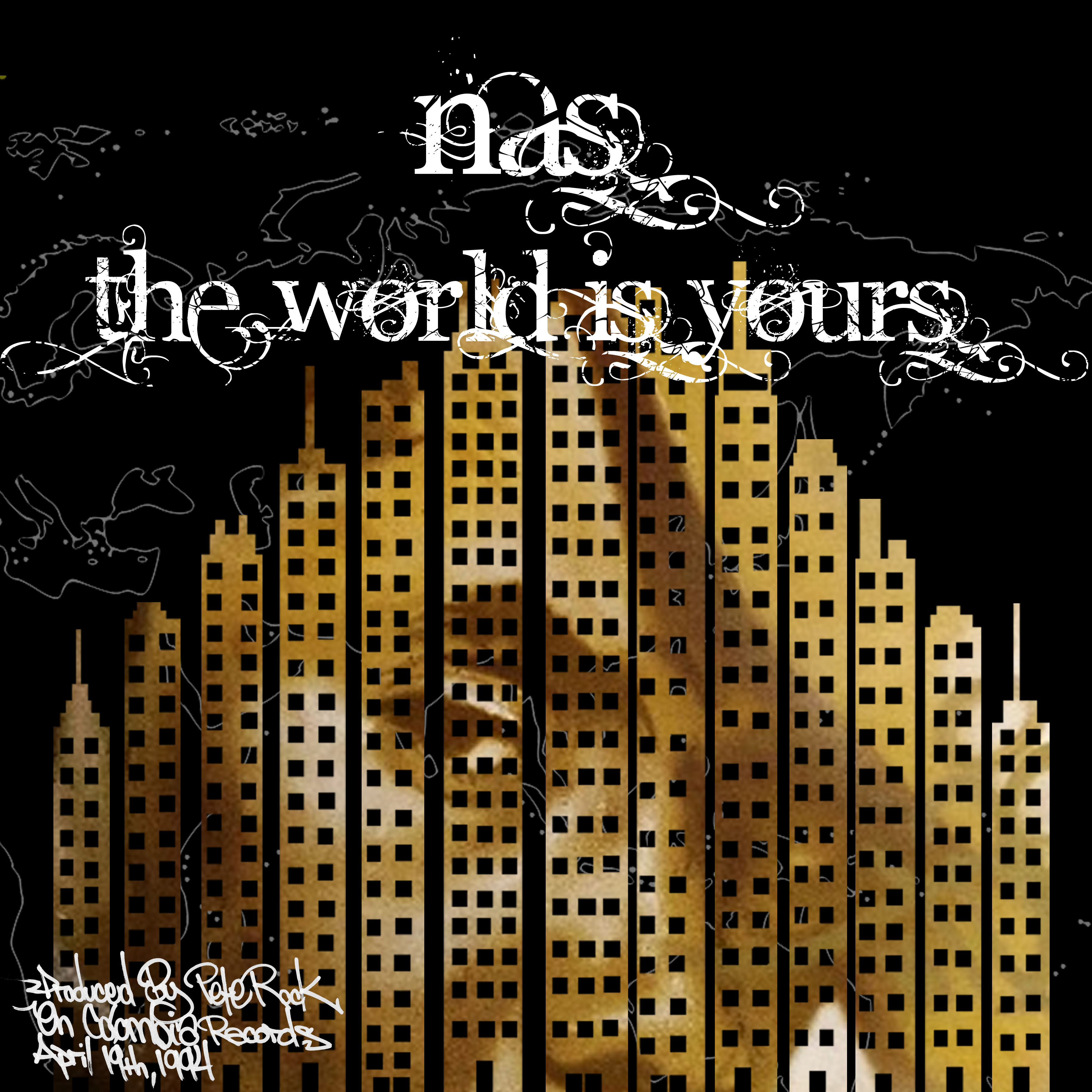 Nas 171 The World Is Yours 187 Accapella Video